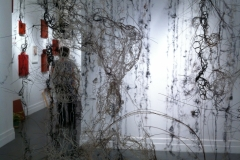Installation, exhibition A.I.R. Gallery, NY, USA